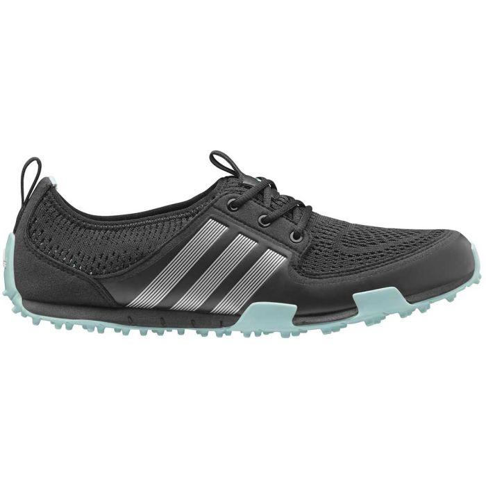 Adidas Women's Climacool Ballerina 2 Golf Shoes Black/Silver