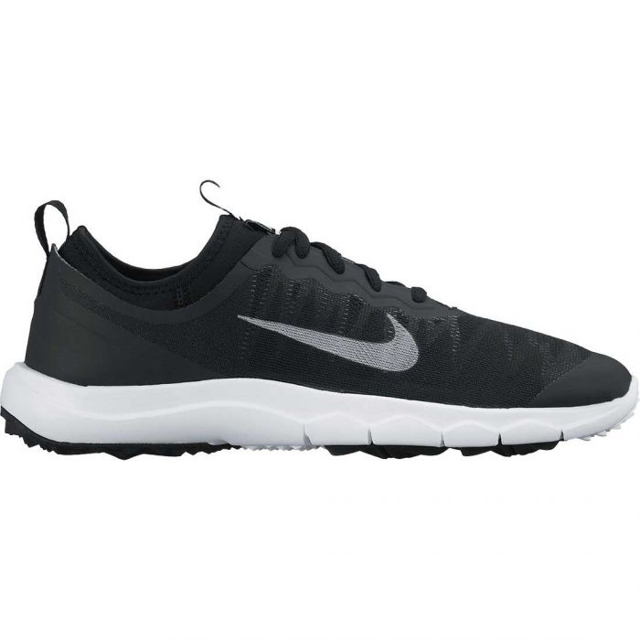 Nike Women's FI Bermuda Golf Shoes Black/White