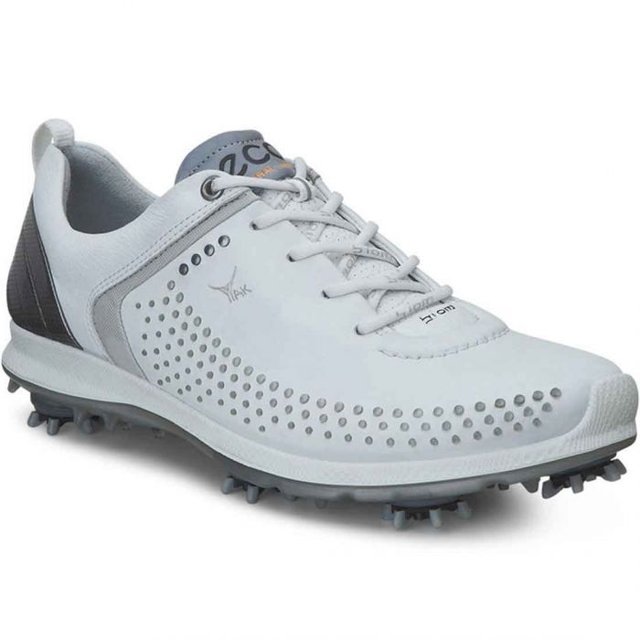 Ecco Women's BIOM G 2 Golf Shoes White/Silver