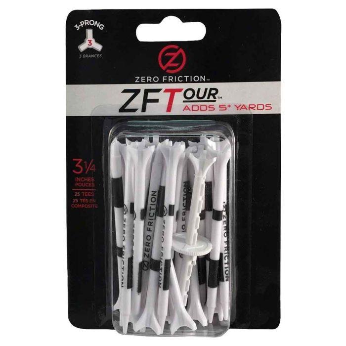 Zero Friction ZFTour Golf Tees