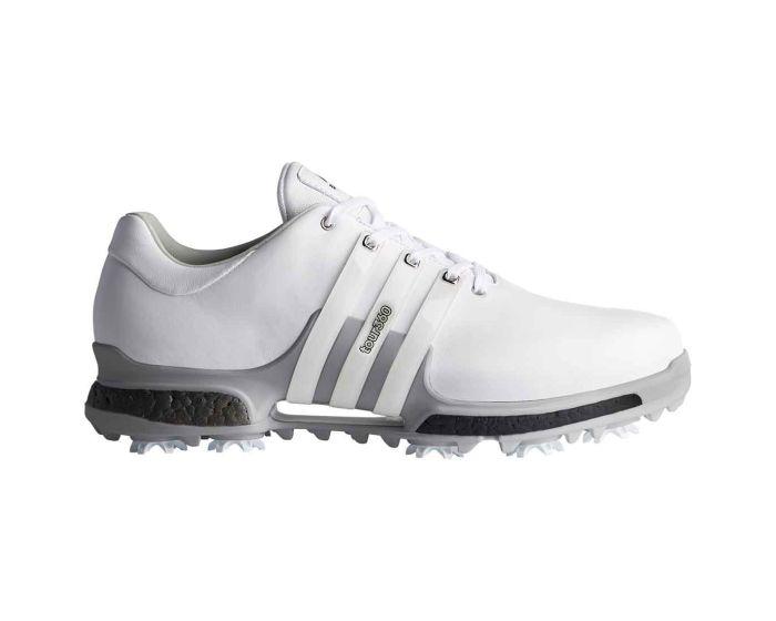 Estudiante En la madrugada También  Buy Adidas Tour360 Boost 2.0 Golf Shoes White/Trace Grey | Golf Discount