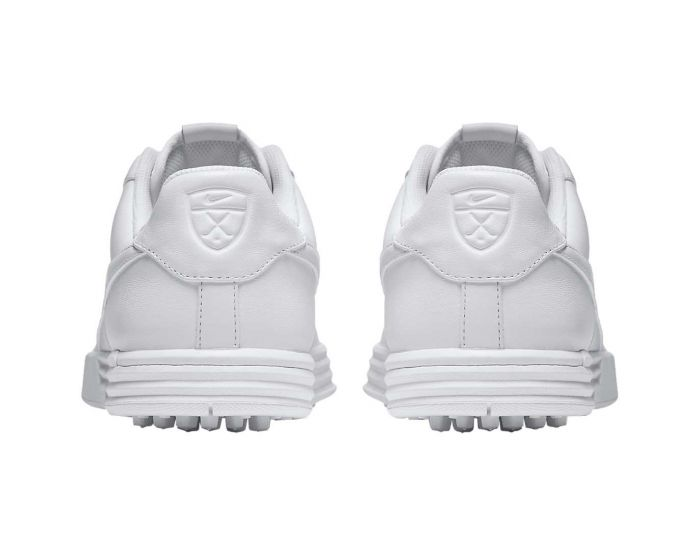 Buy Nike Lunar Force 1 Golf Shoes White   Golf Discount