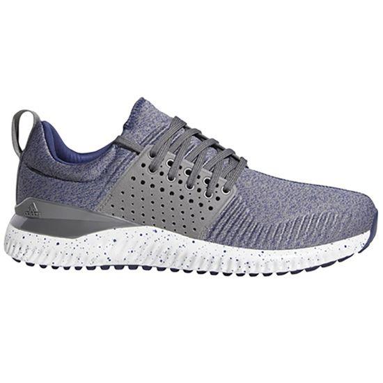 Turbulencia masa fascismo  Buy Adidas AdiCross Bounce Golf Shoes Blue/Grey | Golf Discount