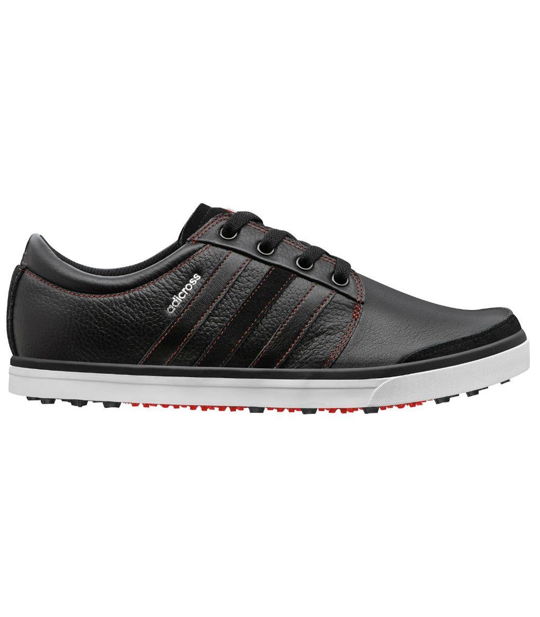 Buy Adidas adiCross Gripmore Golf Shoes Black   Golf Discount