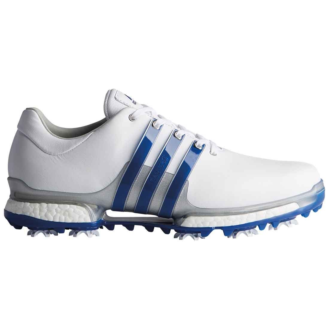 Buy Adidas Tour360 Boost 2.0 Golf Shoes White/Collegiate Royal ...