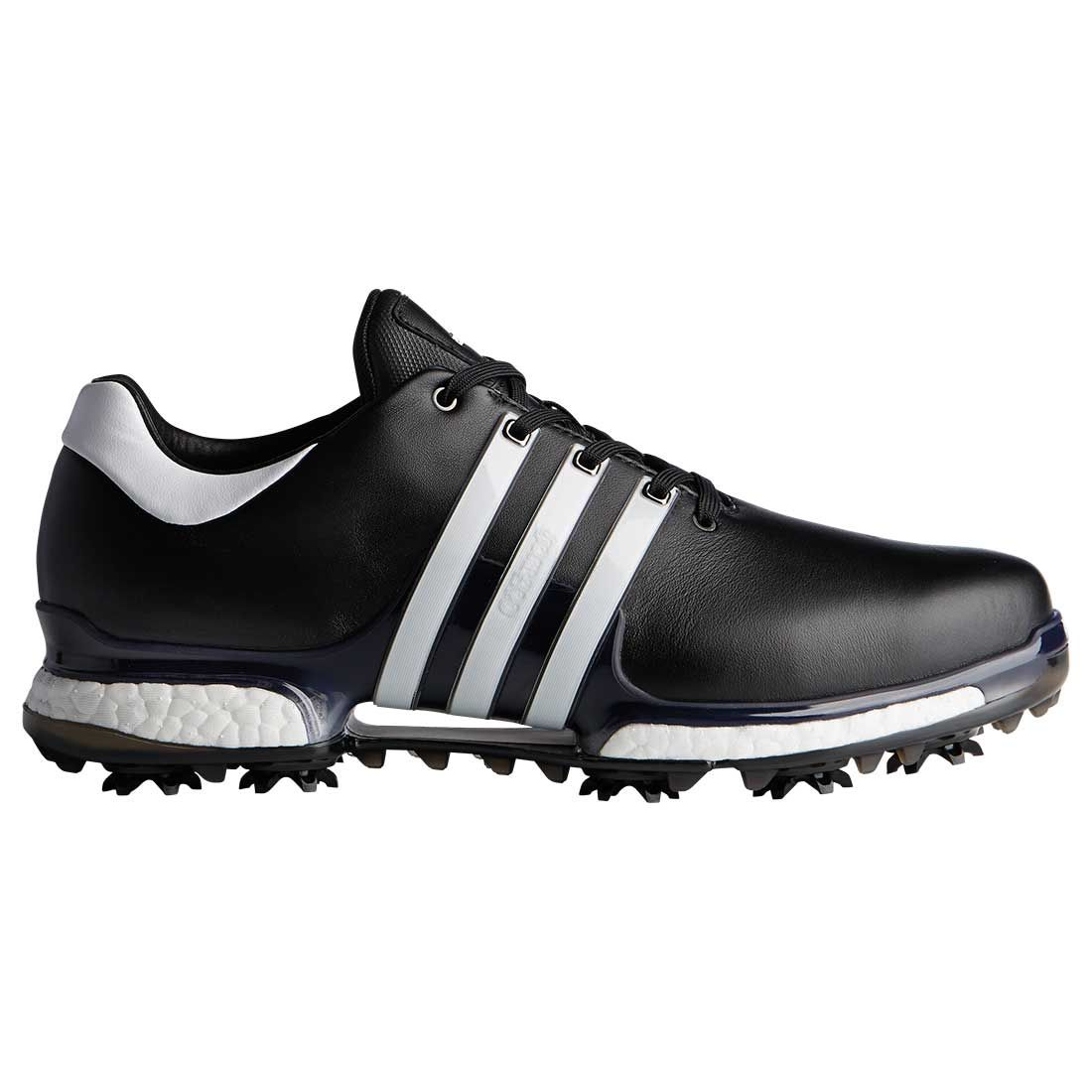 Buy Adidas Tour360 Boost 2 0 Golf Shoes Black White Golf Discount