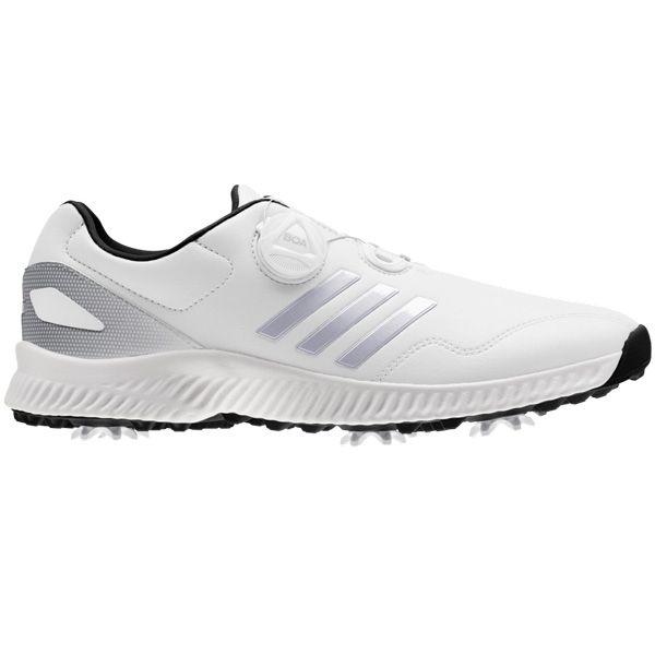 Buy Adidas Women's Response Bounce BOA Golf Shoes White/Silver ...