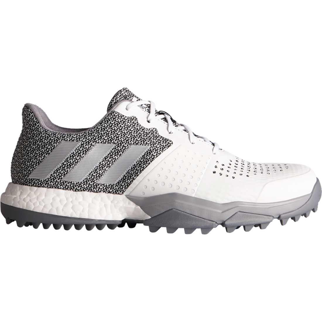 Buy Adidas AdiPower Sport Boost 3 Golf Shoes White/Grey   Golf ...