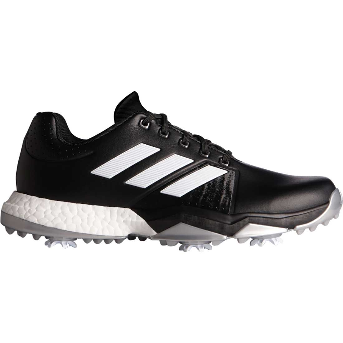 Buy Adidas AdiPower Boost 3 Golf Shoes Black/White/Silver | Golf ...
