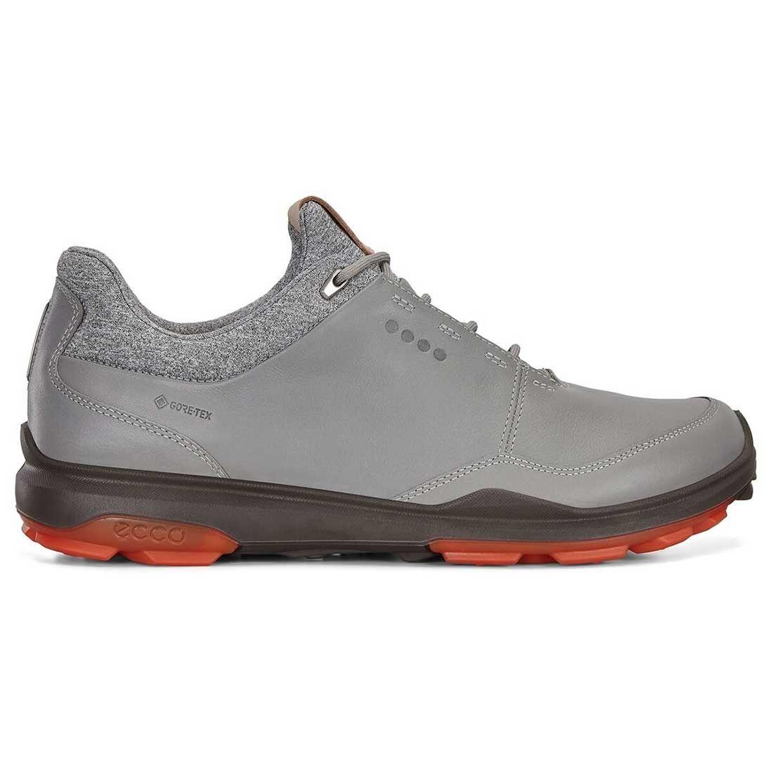 Buy Ecco Biom Hybrid 3 Gtx Golf Shoes Wild Dove Fire Golf Discount