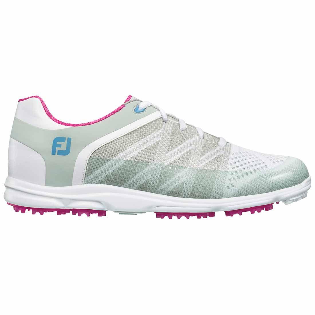 Sport SL Golf Shoes White/Light Grey