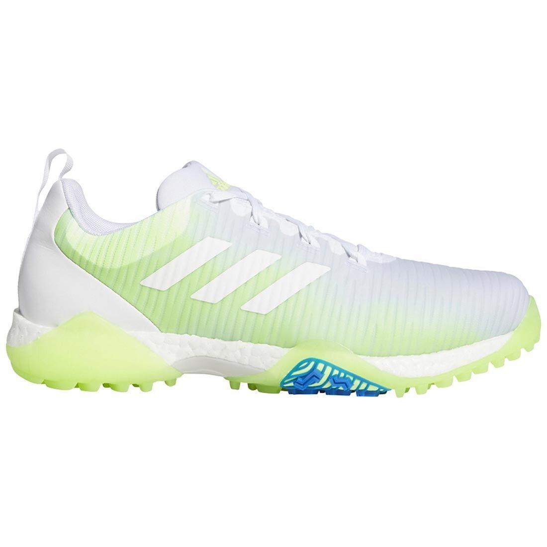 Buy Adidas Codechaos Golf Shoes White Signal Green Golf Discount