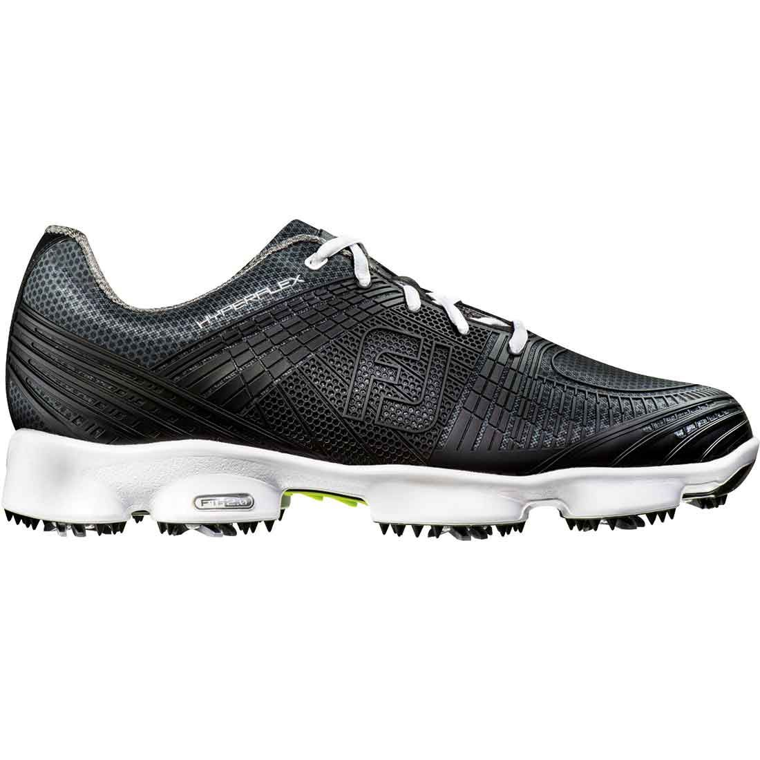 FootJoy HyperFlex II Golf Shoes Black