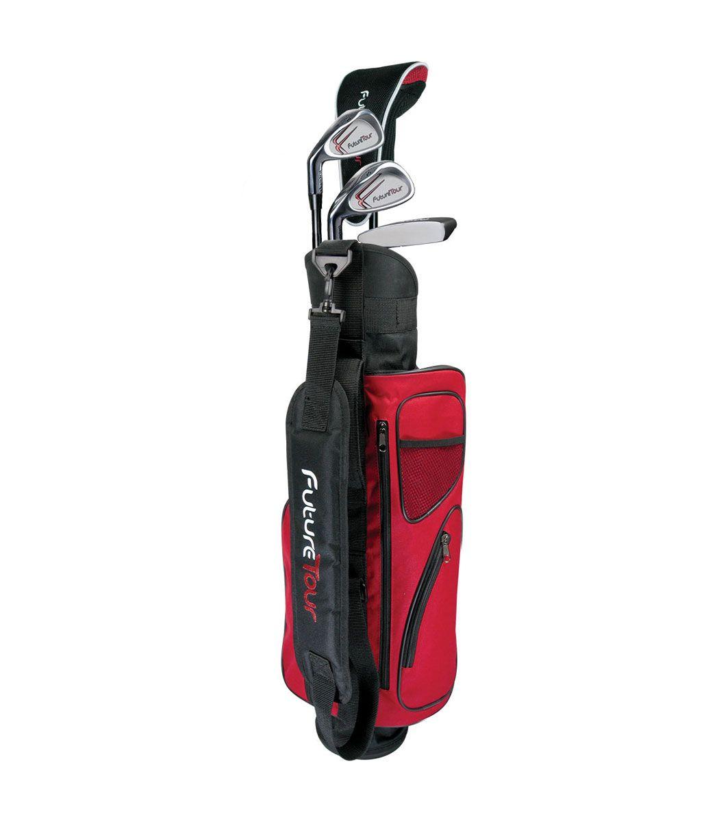 Buy Intech Future Tour Left Handed Junior Combo Complete Set Golf Discount