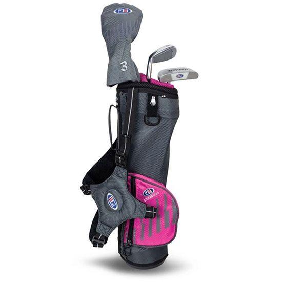 Buy Us Kids Golf Girls Ul39 Ultralight Complete Set Golf Discount