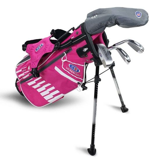 Buy Us Kids Golf Girls Ul42 Ultralight Complete Set Golf Discount