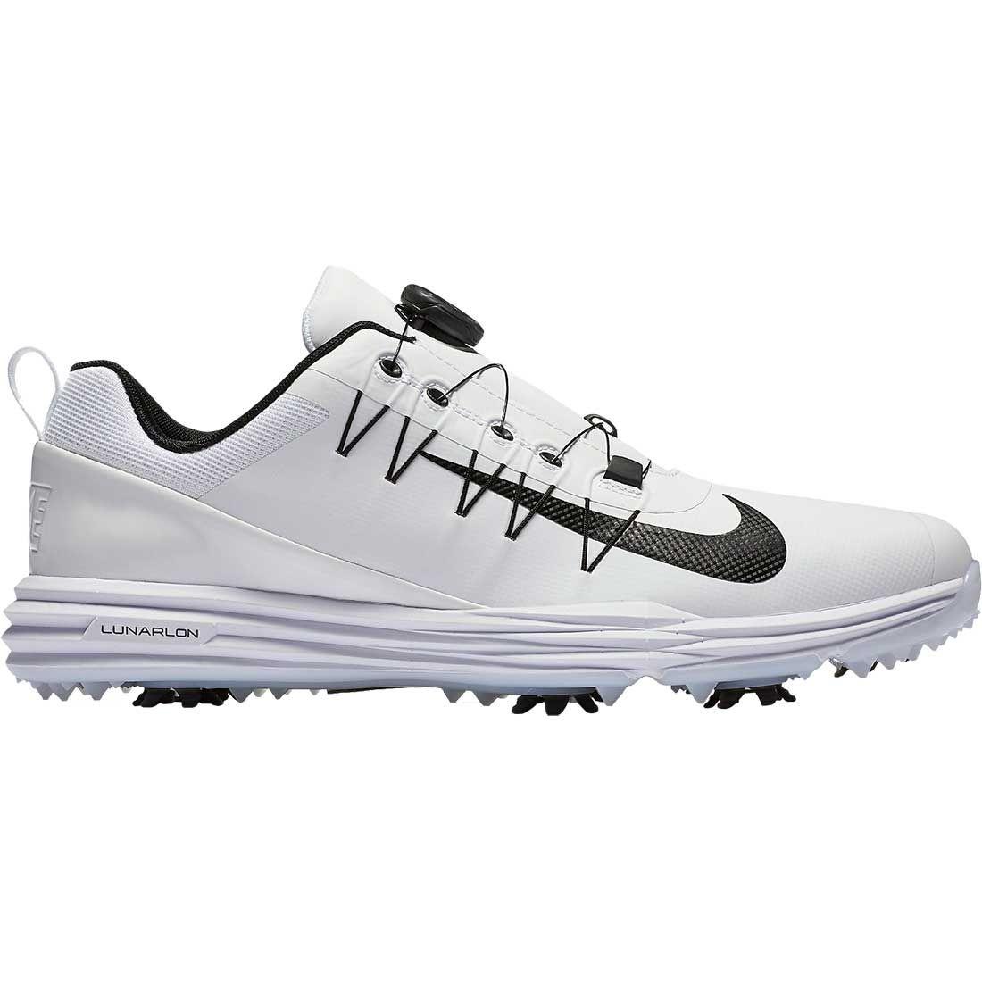 nike men's lunar command 2 boa golf shoes