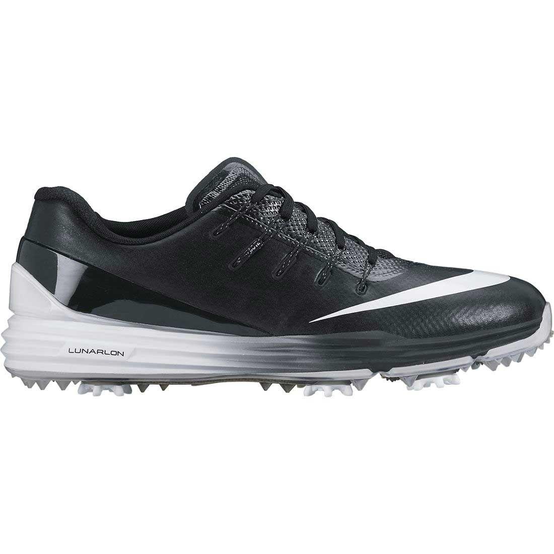 Nike Lunar Control 4 Golf Shoes Black