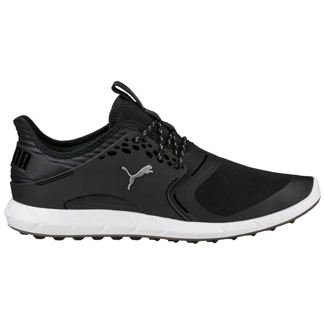 Puma Ignite PWRSPORT Golf Shoes Black