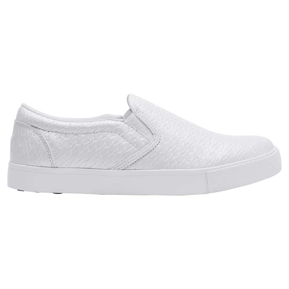 Tustin Slip-On Golf Shoes White
