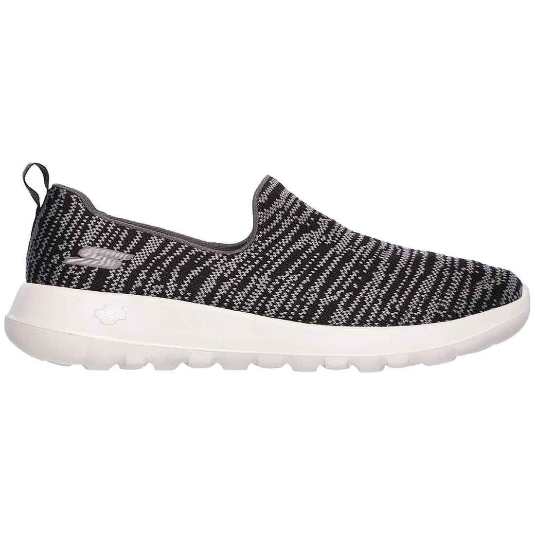 Escarchado reflujo desesperación  Buy Skechers GOwalk Max Infinite Shoes Charcoal/Black | Golf Discount