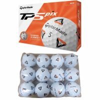 Deals on Taylormade Tp5 Pix 2.0 Practice Bagged Golf Balls