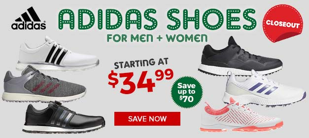 Featured Adidas Golf Shoes at GolfDiscount.com
