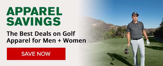Closeout Golf Apparel at GolfDiscount.com
