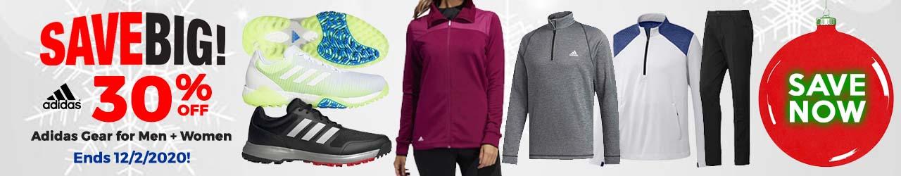 Cyber Monday Adidas Golf Apparel