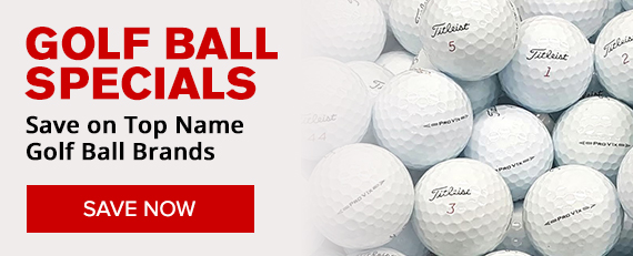 Golf Ball Deals at Golf Discount