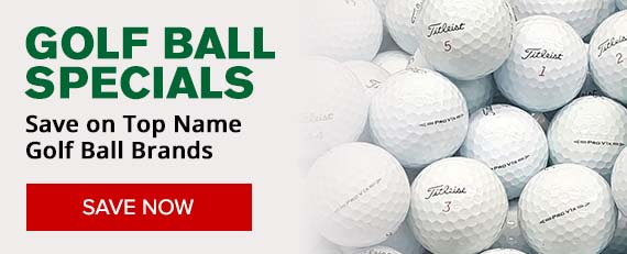 Closeout Golf Balls at GolfDiscount.com