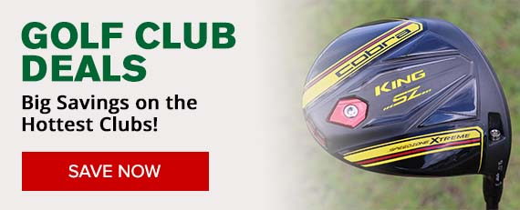 Closeout Golf Clubs at GolfDiscount.com