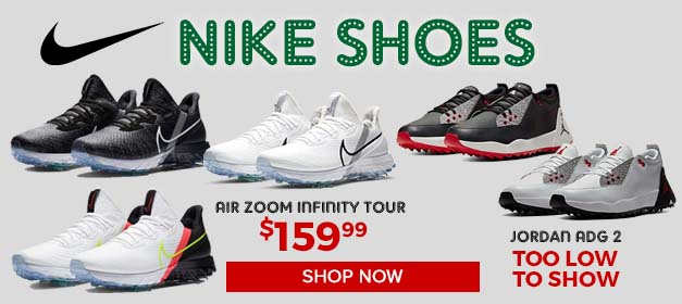 Nike Golf Shoes at GolfDiscount.com