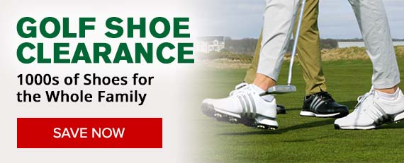 Closeout Golf Shoes at GolfDiscount.com