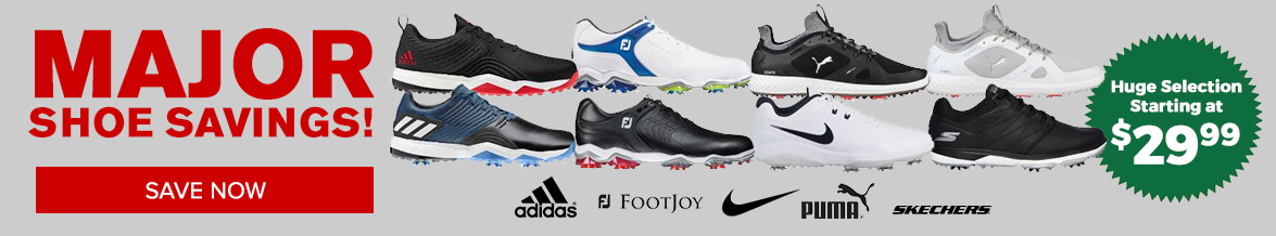 Closeout Golf Shoes at Golf Discount.com