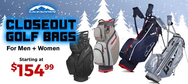 Sun Mountain Golf Bags at GolfDiscount.com