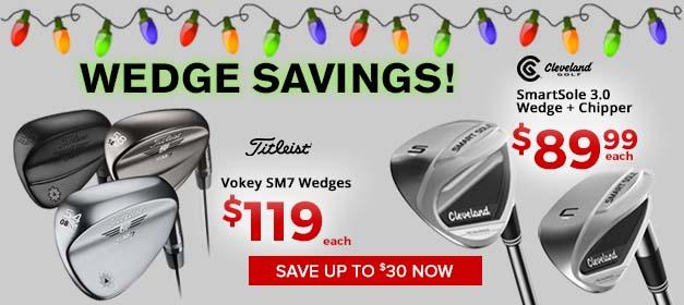 Golf Wedges at GolfDiscount.com