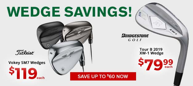Featured Golf Wedges at GolfDiscount.com
