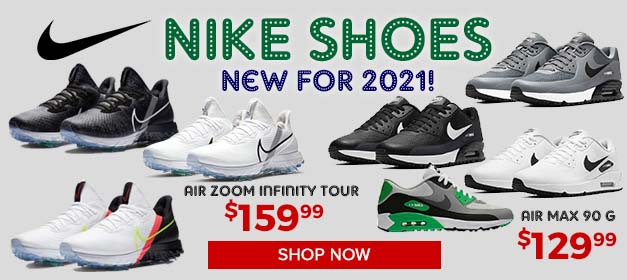 Featured Nike Golf Shoes at GolfDiscount.com