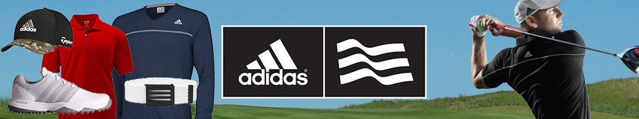 Adidas Golf at Golf Discount