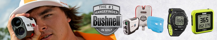 Bushnell GPS and Rangefinders at Golf Discount