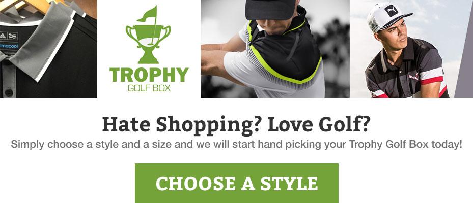 Shop Trophy Golf Box Now