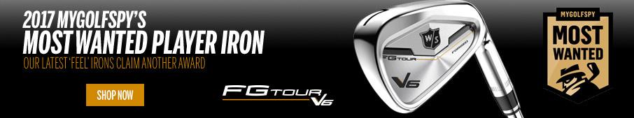 wilson FG Tour Irons
