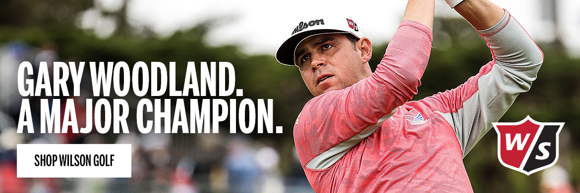 Gary Woodland US Open Champion