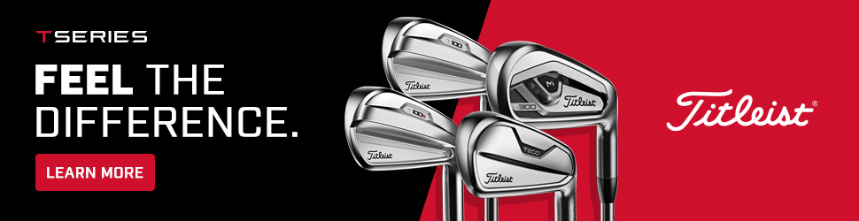 Titleist 2021 T-Series Irons at Golf Discount