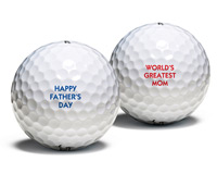 Shop Personalized Golf Balls