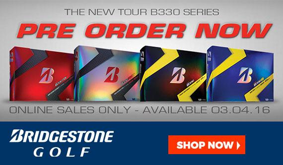 Buy Bridgestone B330 Series Golf Balls