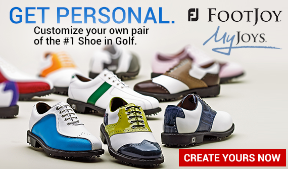 Customize FootJoy MyJoys