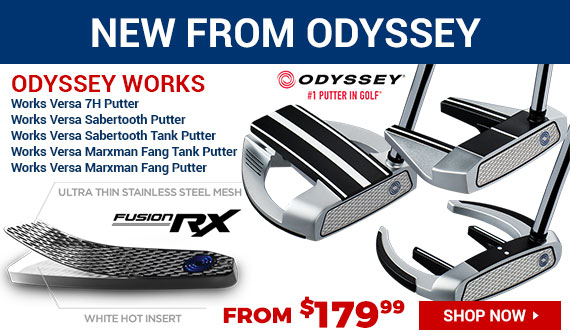 Buy Odyssey Works Putters