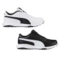 Shop Puma Grip Fusion Classic Golf Shoes